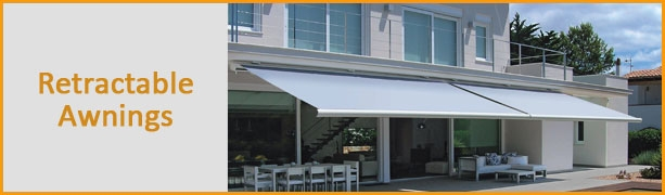 Retractable Awnings Industrial Commercial Domestic