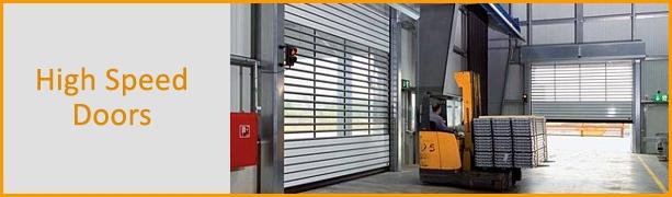 High Speed Doors Doors Shutters And Security Grilles