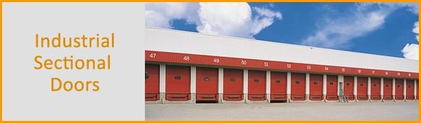 Sectional Doors Industrial Doors Shutters And