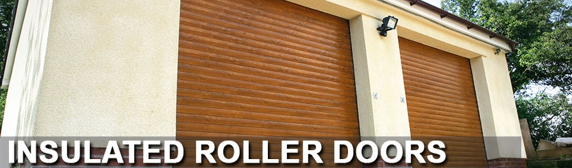 Roller Garage Doors Insulated Roller Garage Doors Insulated