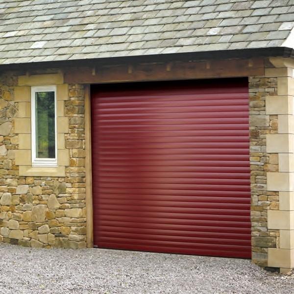 LT Economy Roller Door Seceuroglide Aluminium Roller Garage Doors    Insulated | Samson Doors Online Shop