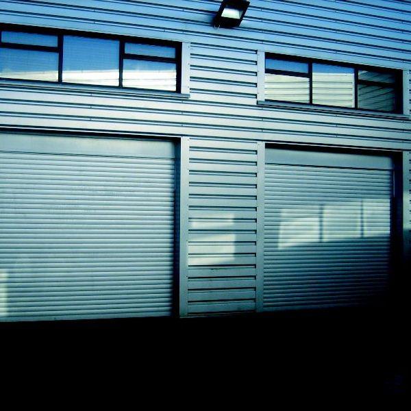 Seceuroshield 77 Electric Sws Aluminium Security Shutters