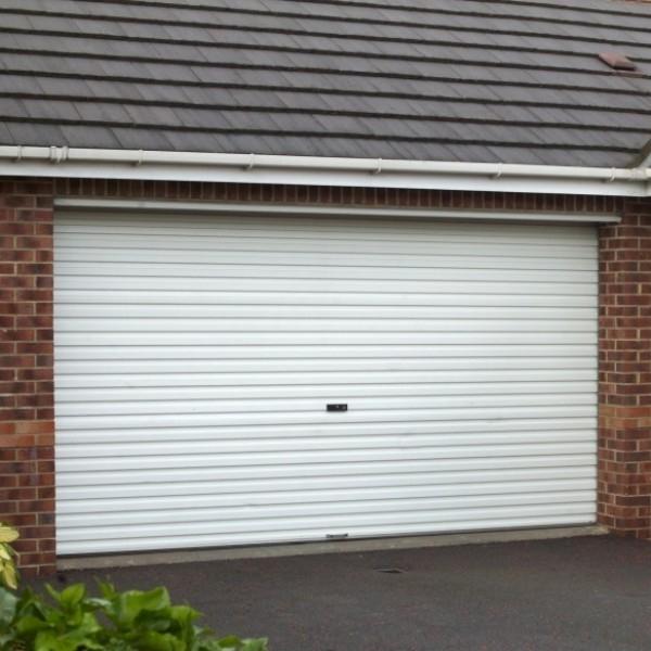 Steel Roller Door Gliderol Steel Roller Garage Doors Non Insulated