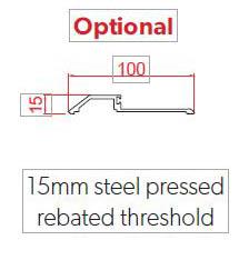 optional threshold