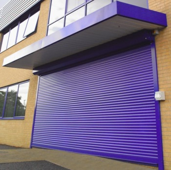 Seceuroshield 60 Electric Sws Steel Security Shutters