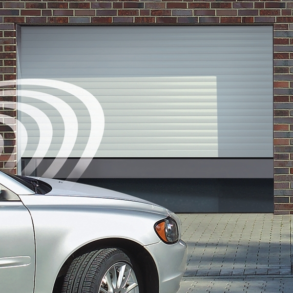 Rollmatic Colour Finish Hormann Aluminium Roller Garage Doors