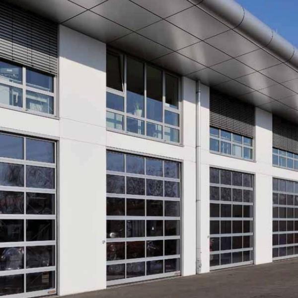 Hormann Alr F42 Thermo Hormann Aluminium Sectional Doors
