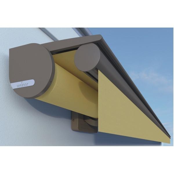 Weinor Livona Retractable Awning (with aluminium roof ...