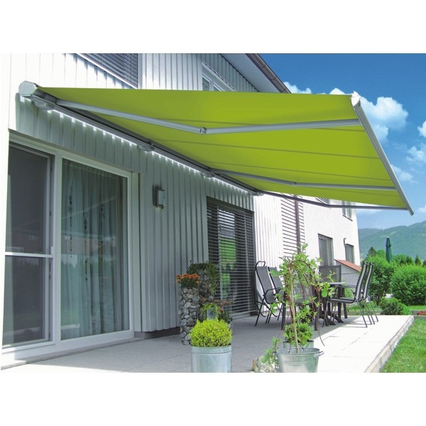 Markilux 6000 Full Cassette Electric Patio Awning Markilux