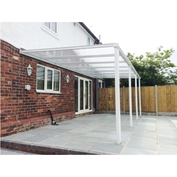 P16 Polycarbonate Roof Samson Aluminium Verandas And