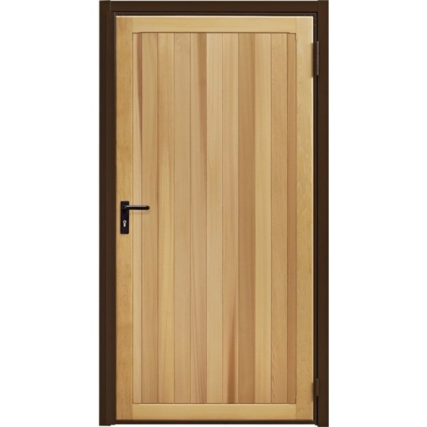 Kingsbury Pedestrian Doors Garador Timber Pedestrian Doors Samson
