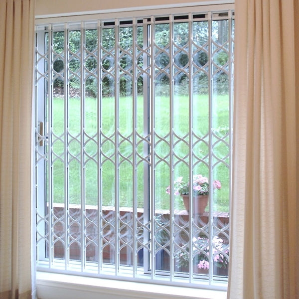 Seceuroguard 1000 Sws Steel Security Grilles Retractable