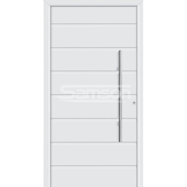 Thermosafe Style 861 Hormann Aluminium Entrance Doors