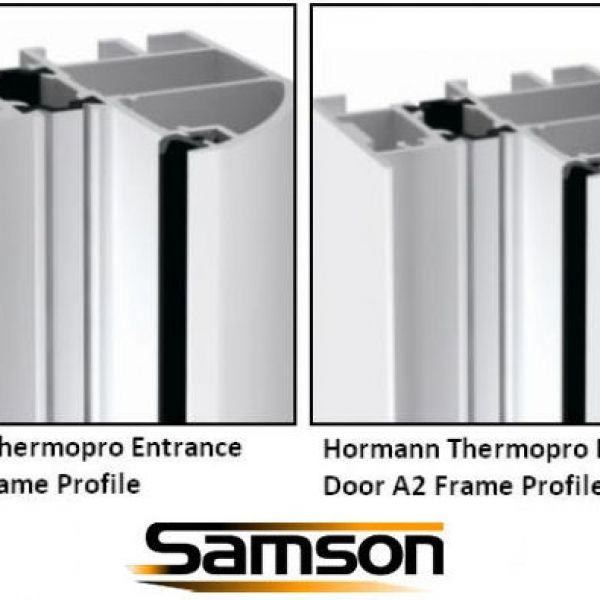 Thermo46 Tps 515 Hormann Steel Entrance Doors Samson