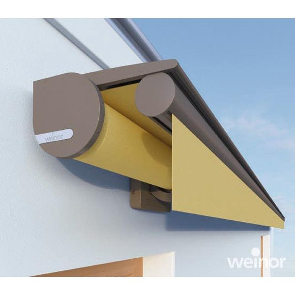 Weinor Livona Mini Max Retractable Awning (with Roof