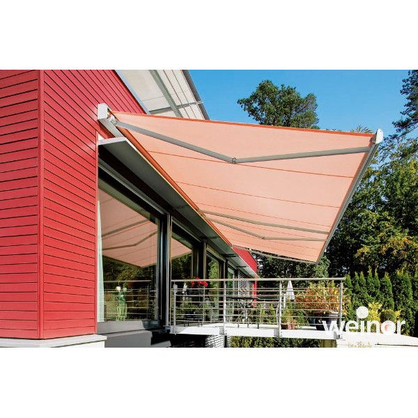 Weinor N 2000 Electric Retractable Awning Weinor Fabric ...