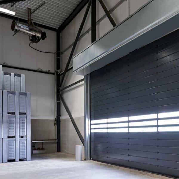 Hs 7030 Pu Hormann Aluminium High Speed Doors Buy High